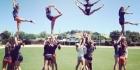 testaa tiedätkö cheerleadingistä mitään