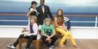 Zackin Ja Codyn Viiden Tähden Merielämää