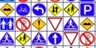 Road Signs Mahjong